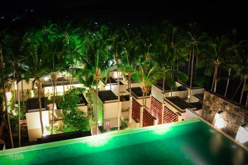 Svarga Resort Evening View