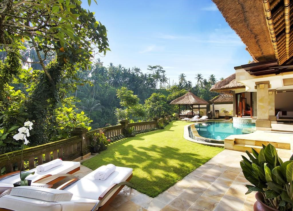 Resort dAnti Mainstream di Indonesia dengan konsep terbaik