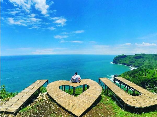 Spot paling romantis di indonesia
